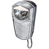 XLC Reflektor CL-D01 Cykellampa 35 Lux Lampe svart/transparent